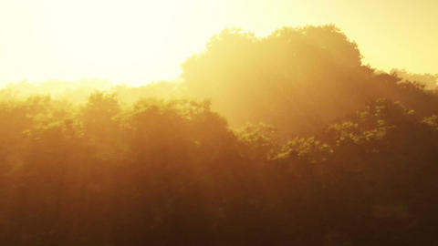 Magic Sunset 01 Animation