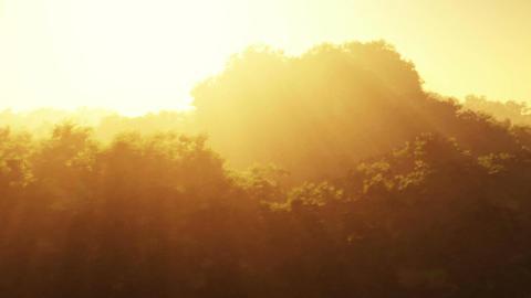 Magic Sunset 01 Stock Video Footage