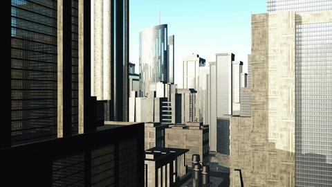 Metropolis 16 Stock Video Footage