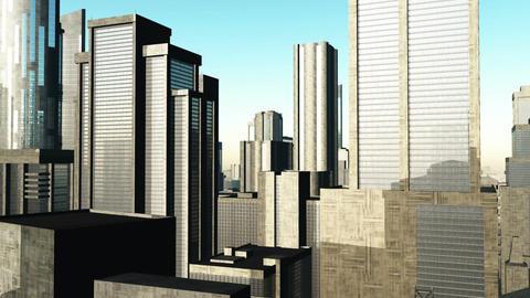 Metropolis 16 Animation