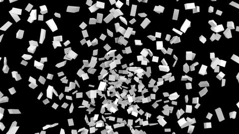 fragment break Stock Video Footage