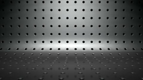 metal small hole Animation
