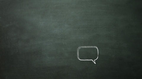 speaking Stock Video Footage