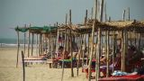 Goa India beach Footage