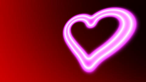 Loopable Heart Animation Animation