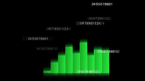 グラフ Stock Video Footage
