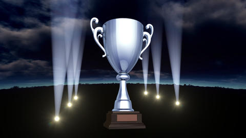Trophy Cup B3sky HD Animation