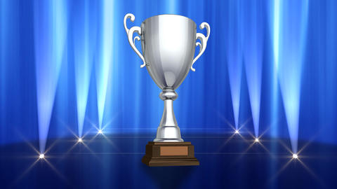 Trophy Cup B7 HD Animation