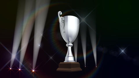 Trophy Cup C3Flash HD Animation