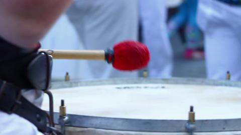 Samba Drums Footage