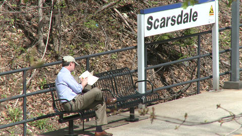 Scarsdale train station (2 of 12) Live Action