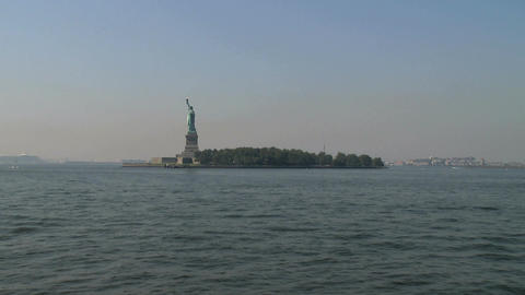 Statue of Liberty (2 of 2) Footage