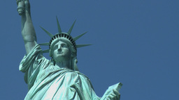 Statue of Liberty (1 of 2) Footage