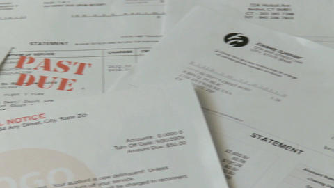Debts piling up (2 of 2) Live Action