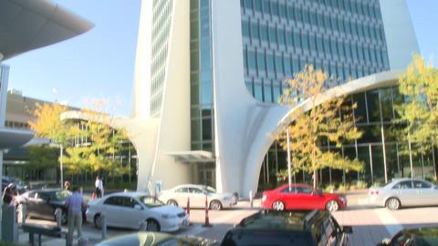 One Landmark Square (3 of 4) Stock Video Footage