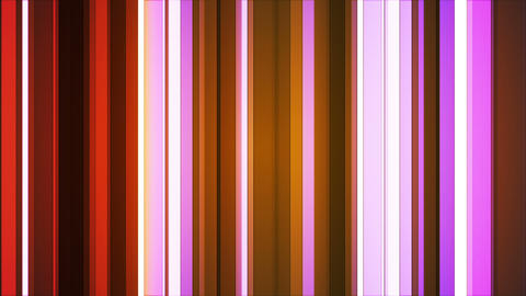 Broadcast Twinkling Hi-Tech Bars, Orange, Abstract,... Stock Video Footage