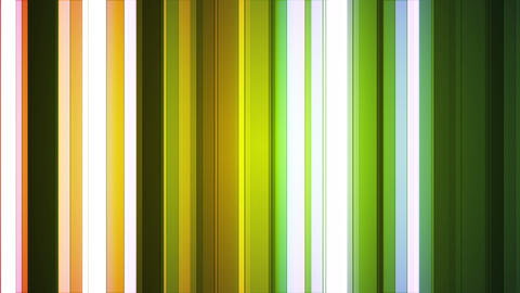 Broadcast Twinkling Hi-Tech Bars, Green, Abstract,... Stock Video Footage