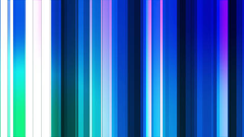 Broadcast Twinkling Hi-Tech Bars, Blue, Abstract, Loopable, HD Animation