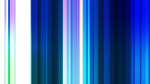 Broadcast Twinkling Hi-Tech Bars, Blue, Abstract,... Stock Video Footage