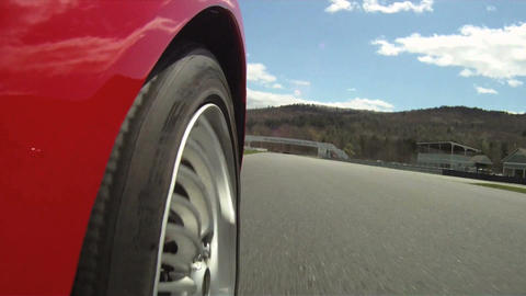 2011 04 21 Limerock 008 Stock Video Footage