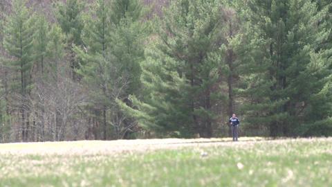 Speeding down a raceway (8 of 8) Stock Video Footage