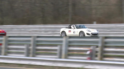 Fast cars Stock Video Footage