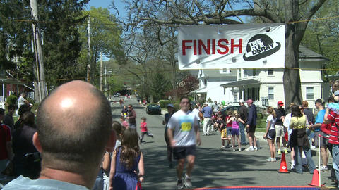 Marathon runners (7 of 10) Footage