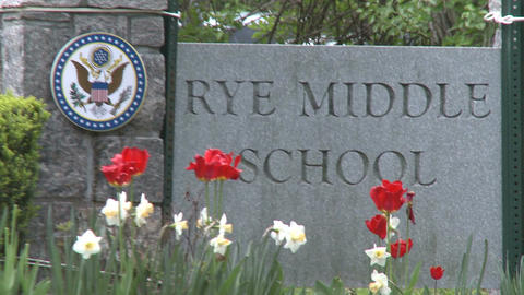 Rye schools (7 of 8) Stock Video Footage