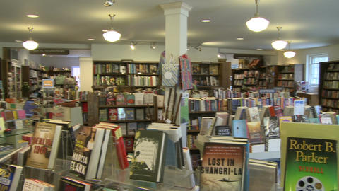 The Hickory Stick Bookshop interior (2 of 5) Footage