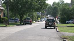 Residential street (3 of 5) Footage