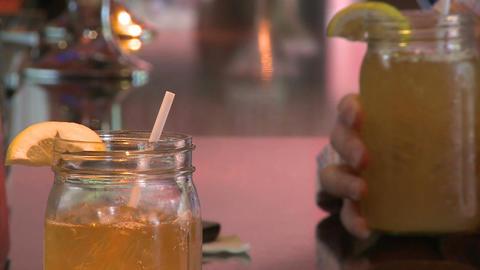 Enjoying a local town bar (8 of 13) Footage