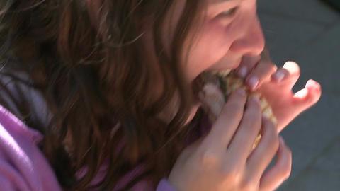 Enjoying a tasty dish (7 of 9) Live Action
