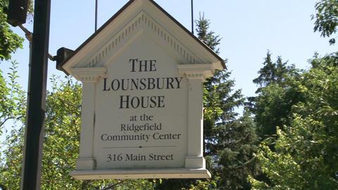 The Lounsbury House (3 of 4) Footage