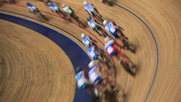 cycle race Pursuit Live Action