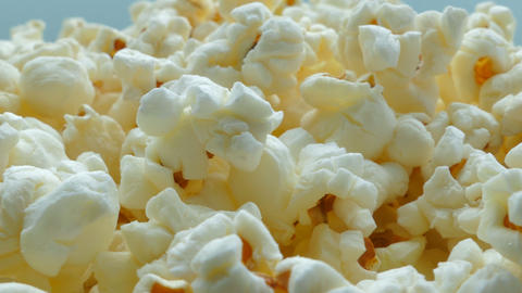 4k, Popcorn texture background Footage