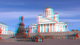 Stereoscopic 3D Stock Video Footage