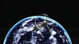 宇宙ステーション Animation