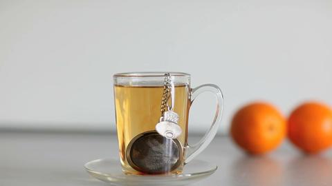 tea Stock Video Footage