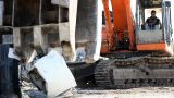 Large Scrap Metal Recycling Center Scrap Metal Recycling Yard Footage