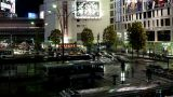 Time Lapse from the night of Shibuya station,in Tokyo,Japan Footage