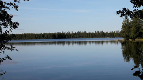 lake Stock Video Footage