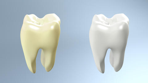 health tooth Animation