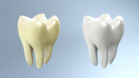 health tooth Stock Video Footage