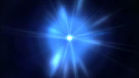 Blue light Animation