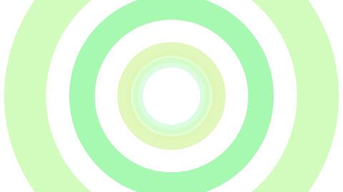2D Pattern Donut C HD Stock Video Footage