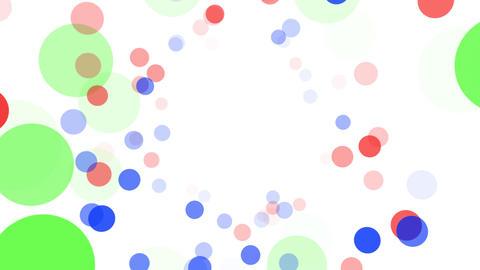 2D Pattern in Dot F HD Stock Video Footage