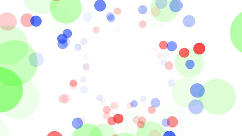2D Pattern in Dot F HD Animation