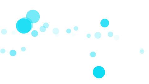 2D Pattern Pan Dot A HD Stock Video Footage