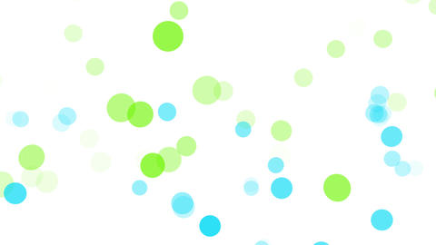 2D Pattern Pan Dot C HD Stock Video Footage