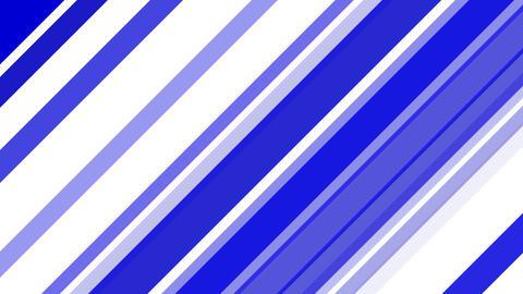 2D Pattern Stripe E HD Stock Video Footage